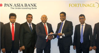 Pan Asia Bank signs up with Fortunaglobal® to offer cutting edge digital banking solutions.